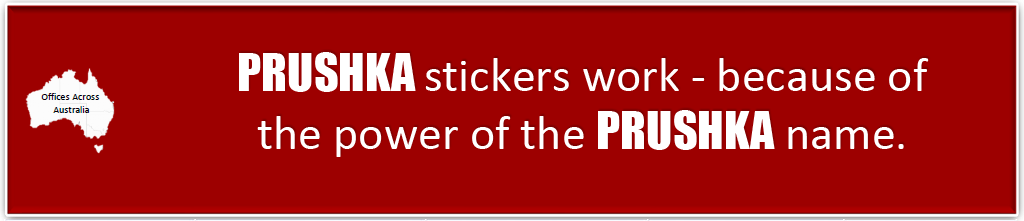 Debt Collection Stickers